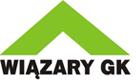 WIĄZARY GK – dostawca prefabrykowanych wiązarów dachowych w technologii MiTek. Logo